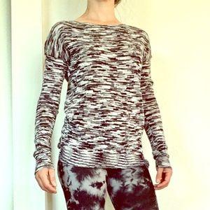 $68 C&C California knit sweater shirt XS S